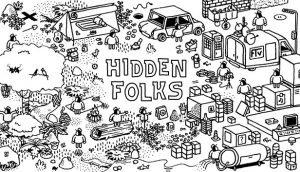 Hidden Folks Review