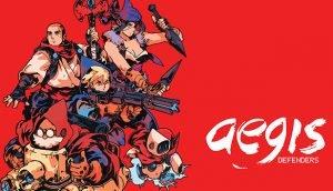 Aegis Defenders Review