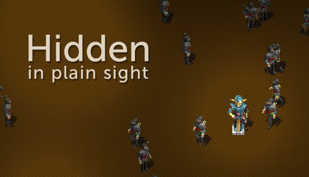 Hidden in Plain Sight Review