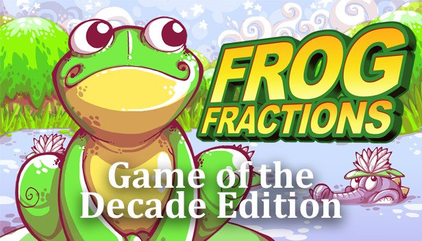 Frog Fractions: Game of the Decade Edition Review