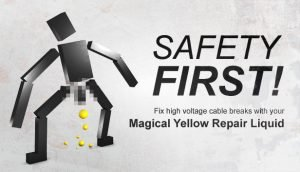Safety First! Review
