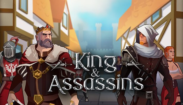 King and Assassins Review