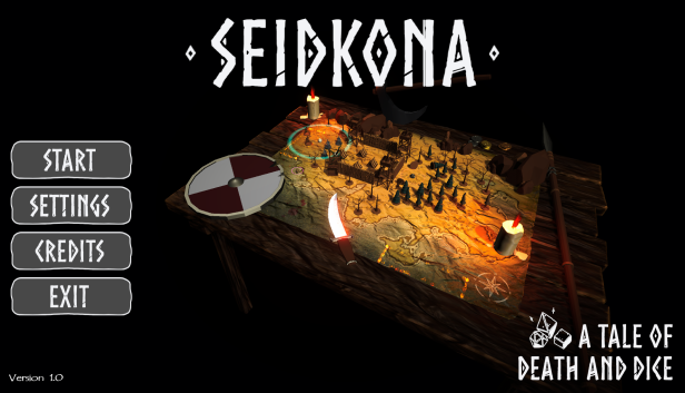 Seidkona: A Tale of Death and Dice Review