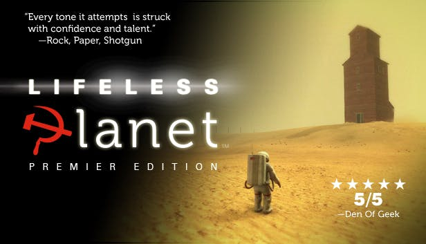 Lifeless Planet Premier Edition Review