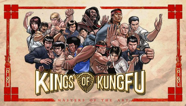 Kings of Kung Fu Review
